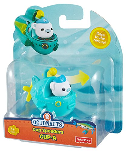 Fisher-Price GUP-A Octonauts Gup Speeders