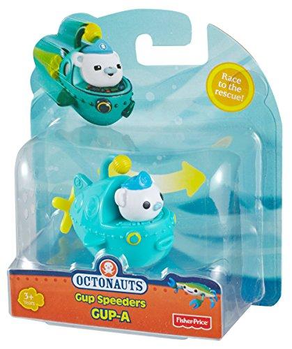 Fisher-Price GUP-A Octonauts Gup Speeders
