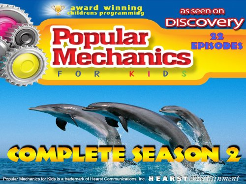 Popular Mechanics For Kids - Season 2 - Episode 14 - Zero Gravity