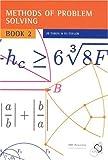 Methods of Problem Solving, Book 2 (Enrichment Series, Volume 19) (1876420138) by Jordan B. Tabov