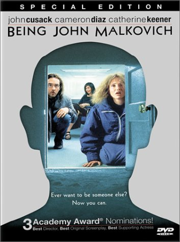 Cover art for  Being John Malkovich
