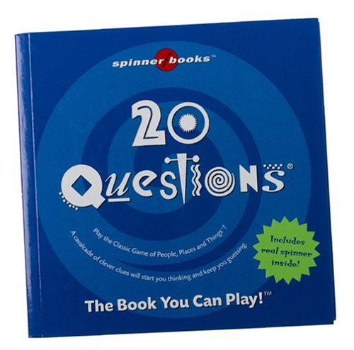 Spinner Books - 20 Questions