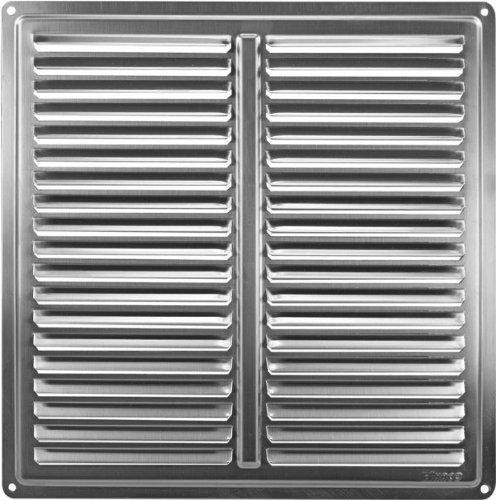 griglia di ventilazione in acciaio inox coperchio coperchio da 250x250 della griglia di aerazione