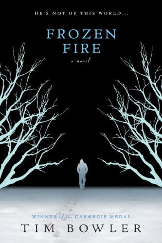 Cover of Frozen Fire