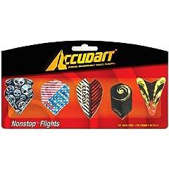 Buy Accudart Non-Stop Flight Pack (Styles May Vary) by Accudart