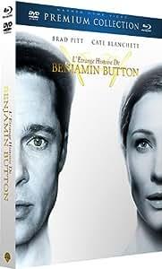 L'Étrange histoire de Benjamin Button [Combo Blu-ray + DVD]