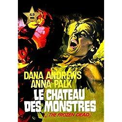 The Frozen Dead (Le Chateau Des Monstres) [VHS Retro Style DVD] 1966