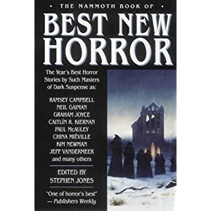 The Mammoth Book of Best New Horror 14 - Stephen Jones