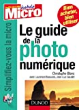 Photo du livre Le guide de la photo numerique