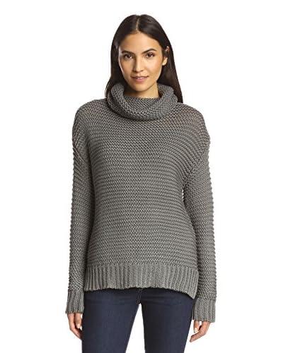 SEN Women's Turtleneck Sweater