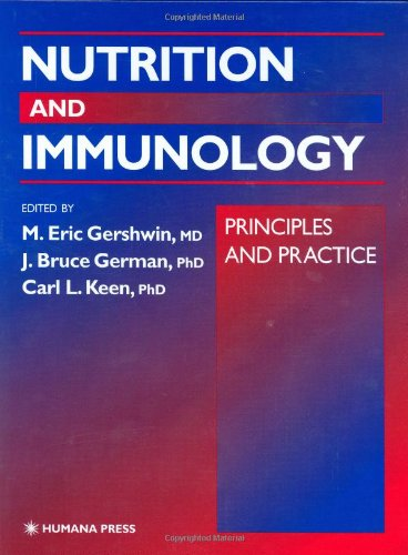 Nutrition and Immunology: Principles and Practice