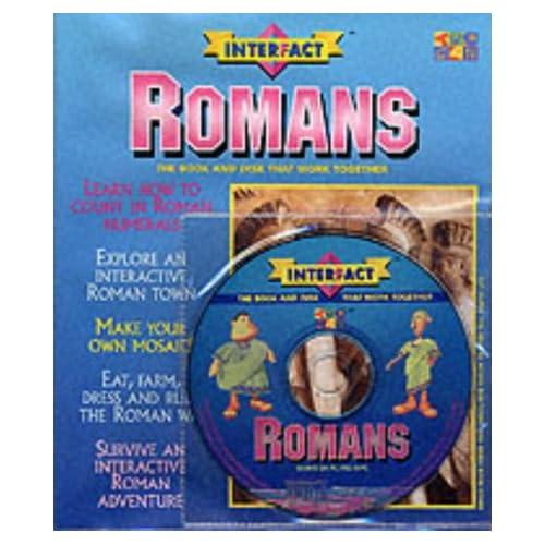 Romans (Interfact): 9781854349033: Amazon.com: Books