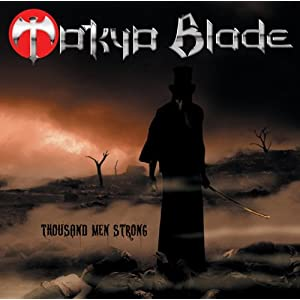 Thousand Men Strong Releases Album Tokyo Blade