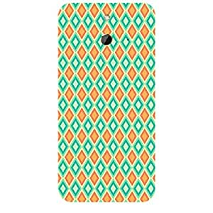 Skin4gadgets OXFORD PATTERN 1 Phone Skin for HTC ONE E8