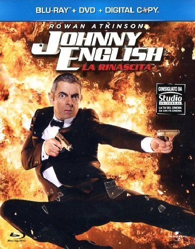 Johnny English - La rinascita (+DVD) [Blu-ray] [IT Import]