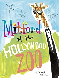 Book Cover: Mitford at the Hollywood Zoo