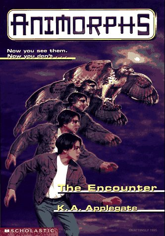 The Encounter (Animorphs#3), K.A. APPLEGATE