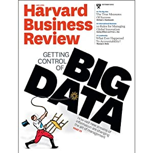 Harvard Business Review, October 2012 Periodical