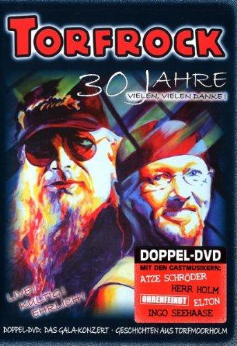 Torfrock - 30 Jahre Torfrock-vielen,vielen Danke! (2 DVDs) [Edizione: Germania]