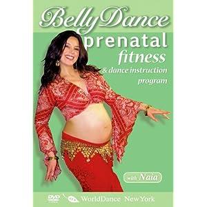 Prenatal Bellydance