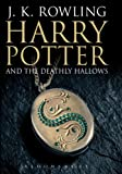J. K. Rowling Harry Potter and the Deathly Hallows (Book 7) [Adult Edition]