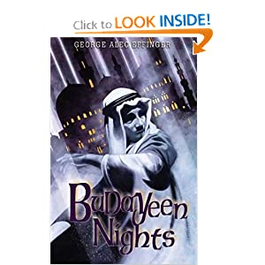 Budayeen Nights by George Alec Effinger and Barbara Hambly