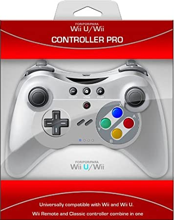 Pro Controller U for Wii and Wii U - Classic