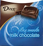 Dove Milk Chocolate Large Bar, 12-Count, 3.30-Ounce