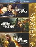 Chuck Norris Triple Feature: