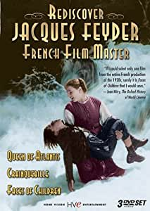 Rediscover Jacques Feyder [Import USA Zone 1]