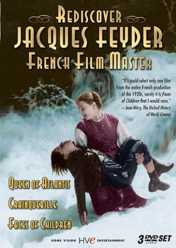 Rediscover Jacques Feyder [DVD] [1925] [Region 1] [US Import] [NTSC]