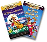 All Dogs Go to Heaven/All Dogs Go to Heaven 2 [VHS]