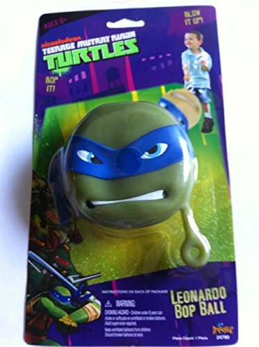 Teenage Mutant Ninja Turtles Leonardo Bop Ball