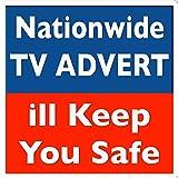 Nationwide Scarf TV Advert 2015 (I'll Keep You Safe)