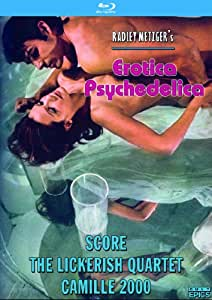 Radley Metzger's Erotica Psychedelica [Blu-ray]