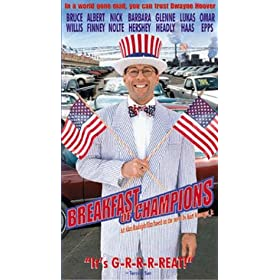 Breakfast of Champions [VHS] [Import]