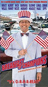 Breakfast of Champions [VHS]