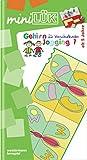 miniLÜK: Gehirnjogging für Vorschulkinder 1