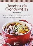Le petit livre de Recettes de Grands-Mères