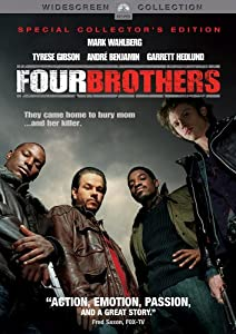 Four Brothers Special Collectors Edition by Paramount