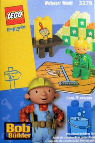 Lego Explore Bob the Builder Wallpaper Wendy Set 3278 - Buy Lego Explore Bob the Builder Wallpaper Wendy Set 3278 - Purchase Lego Explore Bob the Builder Wallpaper Wendy Set 3278 (LEGO, Toys & Games,Categories,Construction Blocks & Models,Building Sets)