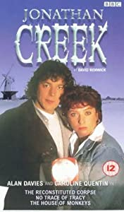 Jonathan Creek: The Reconstituted Corpse /  No Trace of Tracy / The House Of Monkeys [VHS] [1997]
