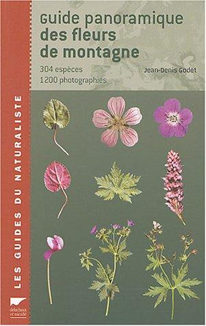 Livre guide panoramique des fleurs de montagne for Livret des fleurs