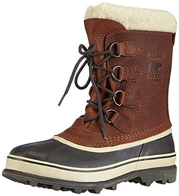 Sorel Men's Caribou Wool NM4181 Boot,Tobacco,11.5 M