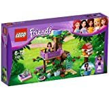 LEGO Friends - Olivia's Tree House - 3065 3065 (The Friends range from LEGO lets kids explore nature in a girly setting with Olivia's Tree House- 3065.Head to the treetops for sky high, secret fun with Olivia and her animals.With 191 pieces, the treet