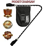 Finally ! Your search for the perfect Pocket Chainsaw is finally over. You will be more than happy when you purchase the Stunning Gadgets Pocket Chainsaw today and here's what you should do.    A delivery from Amazon comes to your door. You know that...