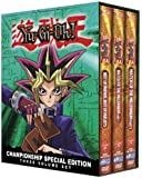 Yu-Gi-Oh!: Championship Collection Three Volume Set