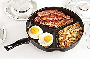 Non Stick 3 Way Kitchen Pan Skillet