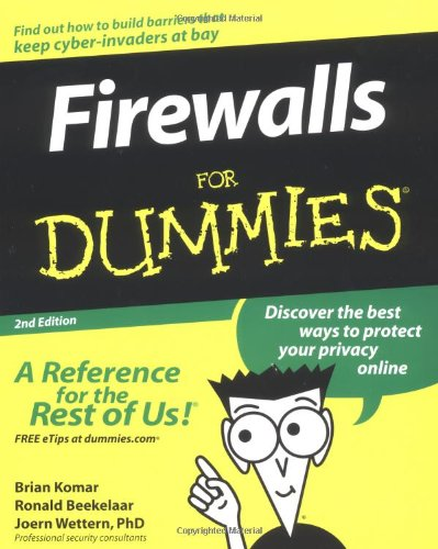 Firewalls for Dummies, Second Edition