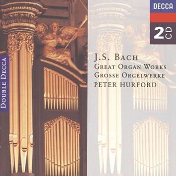 BACH: Obras  para  órgano/Preston 51ZGaqEp7hL._SY355_